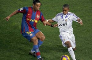 robinho real madrid